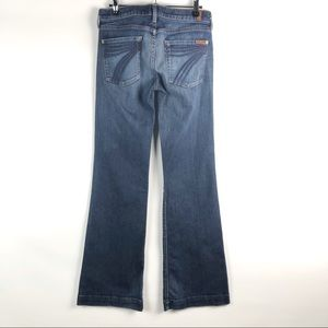 7 for all Mankind Dojo Jeans Size: 28